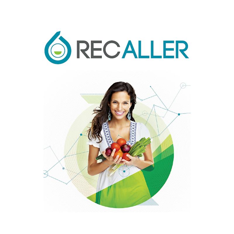 Test delle intolleranze alimentari: Recaller program