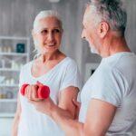 Anziani e sarcopenia: come prevenire la perdita di massa muscolare